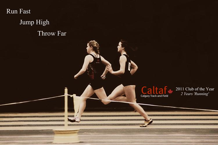 CALTAF: Athletics Alberta Club of the Year 2011 (and 2009)