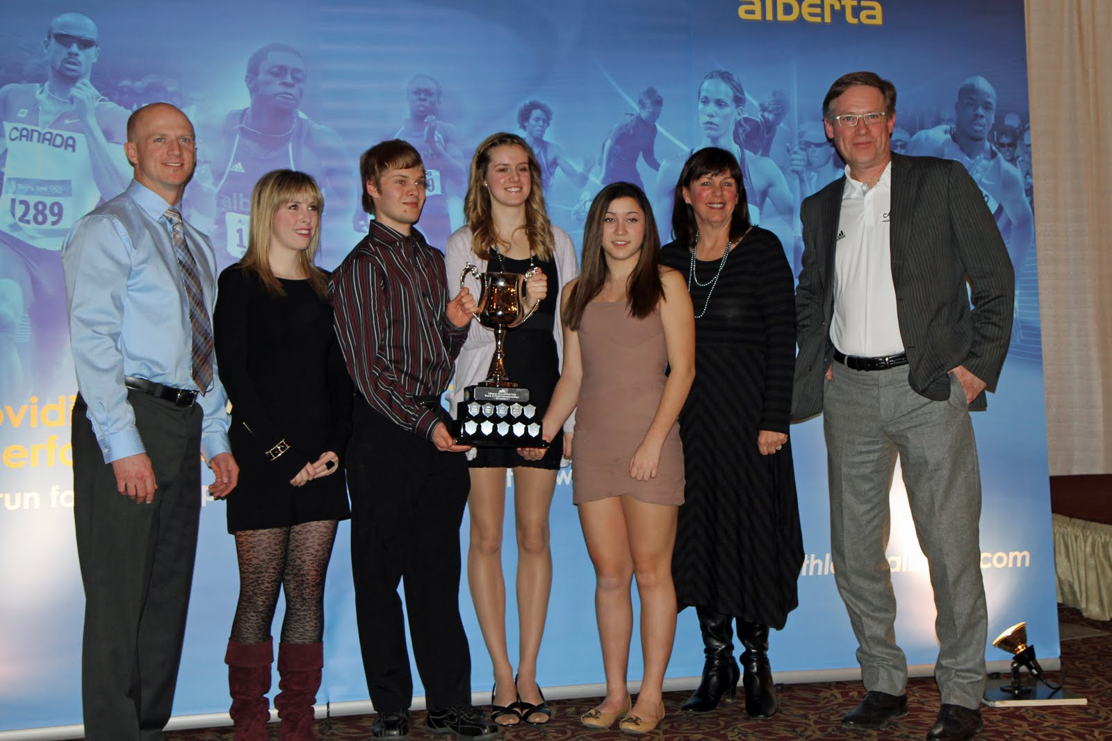 2011 Athletics Alberta Awards