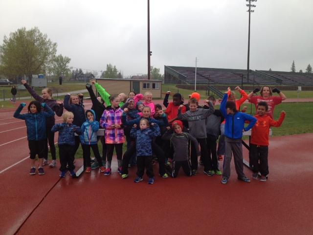 Cheetahs having fun in the rain!