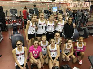 Midget Girls 4x200m Teams - JSO 2018
