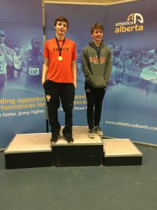 Caiden & Cameron, Provincial Champions PC S.Read