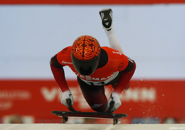 Former Caltaf Athlete makes 2014 Sochi Olympic Games in Skeleton Coached by Caltaf's Own Kim Cousins