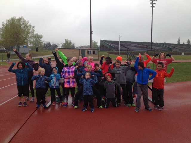 Cheetahs having fun in the rain!