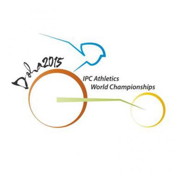 Caltaf at the IPC Athletics World Championships