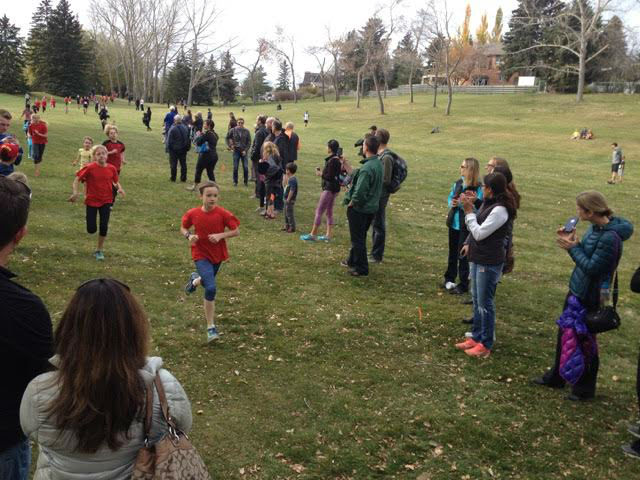 Confederation Park 1km – Sunday, October 18th, 2015
