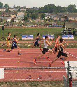 Caiden 100m Brandon 2018 PC S.Read