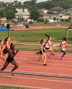 Sarah 100m Brandon 2018 PC S.Read